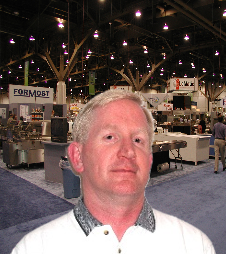 John Kirkpatrick at Bakery Show